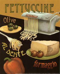 Fettuccine   #TuscanyAgriturismoGiratola