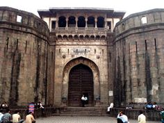 Shanivar Wada , Pune : A Photo Feature Shivaji Maharaj Wallpapers, French Fade, Hd Wallpapers 1080p, Kobe Bryant, Pune, Notre Dame, Places To Visit, Street View, Adventure