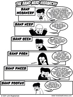 What kind of band person are you?