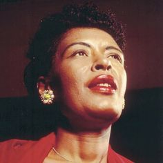 A Look Back At Billie Holiday& Ladylike Style Billie Holiday, Soul Music, Her Music, The Jazz Singer, Lady Sings The Blues, Vintage Black Glamour, Ladylike Style, Women In Music, Jazz Musicians