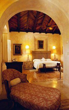 """Welcome to Hacienda Xcanatún XVIII Century """"henequen"""" Best Boutique Hotels, Outdoor Furniture, Outdoor Decor, Luxury, Bed, Home Decor, Haciendas, Decoration Home, Stream Bed"""