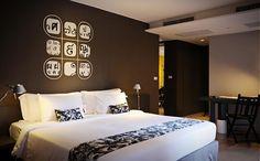 Boutique Hotel Tenface, Bangkok, Thailand.