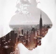 Photography Portrait Water Double Exposure Ideas For 2019 Double Exposition, Creative Photography, Street Photography, Portrait Photography, Silouette Photography, Urban Photography, Color Photography, White Photography, Kreative Portraits