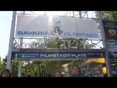 Von Gran Canaria nach München: Eine Spanierin besucht das Museum Brandhorst, die Pinakothek der Moderne, die Bavaria Filmstadt und den Biergarten des Augustinerkellers!