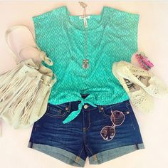 summer outfit Cool sungalsses just need$24.99!!! website for you : http://www.glasses-max.com aioad.com  $15.99  OMG.....newest spring rayban glasses.....want it. love it.#rabban fashion#