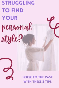 Often the changes we go through in our bodies make it difficult to define our personal style. Looking at the past provide a glimpse into ideal times when we were embracing our natural personal style. Read here to find 3 places to look to rediscover your own signature style. Bible Verse For Moms, Nautical Fashion, Figure It Out, Christian Women, Childhood Education, How To Feel Beautiful, Signature Style, Traditional Dresses, Bodies