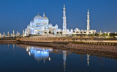 Grand Zayed Mosqu by Mohamed Alkarbi on 500px