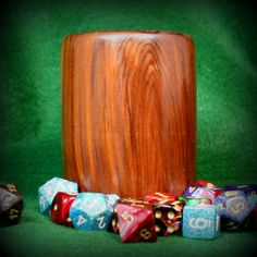 Your place to buy and sell all things handmade Pathfinder Board Game, Wooden Dice, Eldritch Horror, Cupped Hands, Pencil Cup, Pens And Pencils, Paint Brushes, Dungeons And Dragons, Board Games