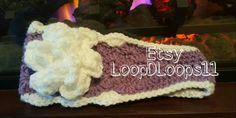 Www.etsy.com/loopdloops11 crochet headband ear warmer