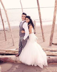 fabulous vancouver wedding Picture perfect  Photography: @heaton_photography #wedding #weddingphotography #beautifulcouple #happy #brideandgroom #soinlove #filipinowedding #pretty #bride #mermaidweddingdress #weddingday #love #garrypoint #beach #logs #rustic #vancouverbride #instawedding #weddingplanning #dlove_affair by @dlove_affair  #vancouverwedding #vancouverwedding
