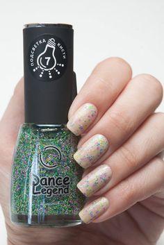 Dance Legend 7 Lavender