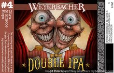 mybeerbuzz.com - Bringing Good Beers & Good People Together...: Weyerbacher - Double IPA #4 Coming To 16oz Cans