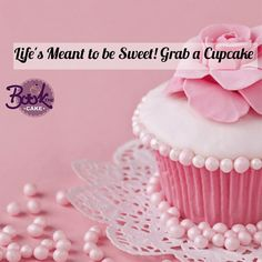 #Life's Meant to be #Sweet!Grab a Cupcake #cake #bookthecake