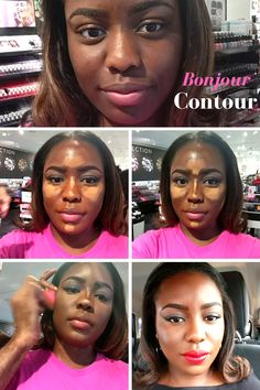 Soft Contouring: make up for ever ultra hd liquid 178 ultra hd ...