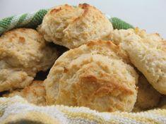 Garlic Cheese Drop Biscuits!