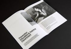 Joey Teehan Graphic Designer Dublin: Dublin AIDS Alliance Annual Report Design