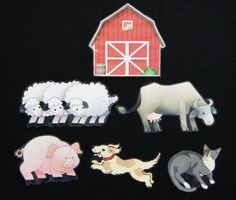 songs, rhymes, finger play, flannel board ideas to go with books and stories on this site.