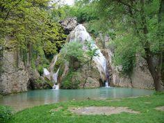 Bulgaria,  Kaya Bunar near Veliko Tarnovo
