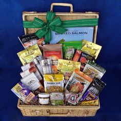 Gluten free vegan gift baskets christmas mothers day fathers the saber tooth paleo gift basket a grand variety of our best paleo goodies negle Gallery