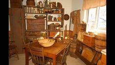 Elegant Primitive kitchen decorating ideas