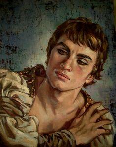 Annemarie Holloway (xxaihxx.deviantart.com) | OIL | Nureyev