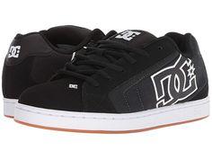 7f6f6ba34f DC Net SE (Black Herringbone) Men s Skate Shoes. It s nothing but chill