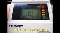 """Bluetooth RF scan signal from in CAR DVD-Radio"""