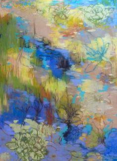 Victoria Ryan Original Pastel on Rives BFK