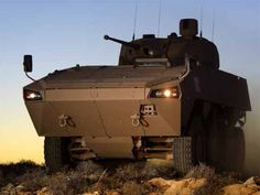 Denel Armour Products. With its mobility, Armour Protection, Flexibility and Firepower, the Light Medium Turret (LMT)105 mm Gun.