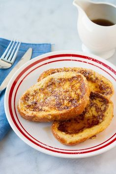 Why Leftover Eggnog Makes the Best French Toast — Tips from The Kitchn | The Kitchn
