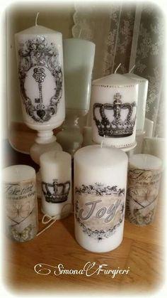 Le mie candele