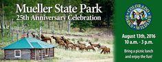 Colorado Parks & Wildlife -   Mueller