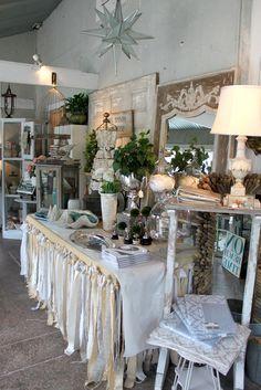 "Love the ribbons  From ""taken for granite"" shop via 52 Flea blog"