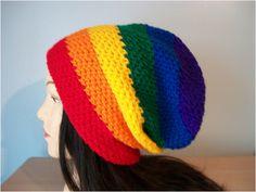 Bob Marley Rasta Hat Crochet Pattern