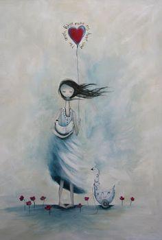 Pinturas de Amanda Cass!   Artes & Humor de Mulher