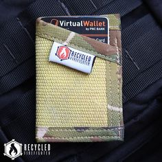 #nofilter #bestwalletever #wallet #recycledfirefighter