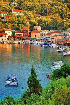 Paxos, Ionian island