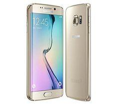 Samsung Galaxy S6 Edge SM-G925 Factory Unlocked Cellphone International Version 64GB Gold #UnlockedCellPhones