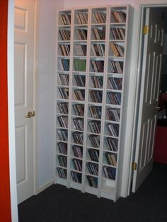 DVD Organization Ideas Storage Solutions | Tags: dvd storage, dvd shelf, dvd rack, dvd cabinet, dvd stand, dvd holder, dvd storage cabinet, dvd storage boxes, dvd tower, ikea dvd storage, dvd storage units, cd dvd storage, dvd storage case, dvd organizer, dvd storage tower, dvd storage capacity, dvd storage rack, dvd storage shelves, dvd holder case, dvd bookcase, dvd cabinet with doors, wall mounted dvd storage, dvd storage binder, cd and dvd storage  #DVDStorage #DVDOrganization