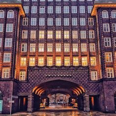 Chile, Brick, Multi Story Building, Germany, Blog, Viajes, Expressionism, Baking Stone, Tips