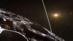 Descobertos anéis em asteróide similares aos identificados apenas em planetas | Blogue alien's & android's