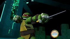 Teenage Mutant Ninja Turtles (2012) Episode 3 Turtle Temper