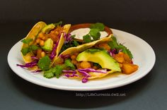 White Bean Potato Tacos  |  Life Currents   http://lifecurrents.dw2.net