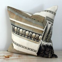 Decorative designer cushion inspired by Paris by CAYOCOCOCUSHIONS