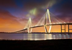 I just miss this place so much! The Arthur Ravanel Jr. Bridge (aka my Boyfriend on Facebook...yep it's official)
