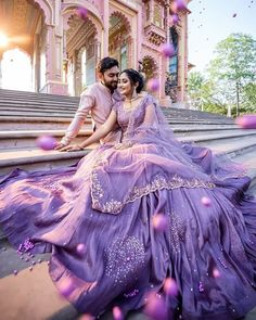 Looking for Bridal Lehenga for your wedding ? Dulhaniyaa curated the list of Best Bridal Wear Store with variety of Bridal Lehenga with their prices Indian Wedding Gowns, Indian Bridal Outfits, Indian Bridal Fashion, Bridal Dresses, Indian Bridal Photos, Wedding Sarees, Indian Gowns, Bridesmaid Dresses, Couple Wedding Dress