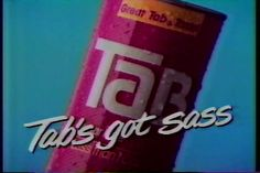 Tab Cola #commercial