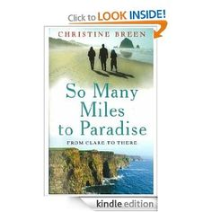 So Many Miles to Paradise - From Clare to There  Christine Breen $4.99 #books