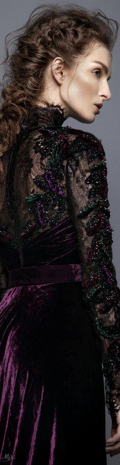 "Fall 2016 Haute Couture - Alfazairy ""Ruby"""