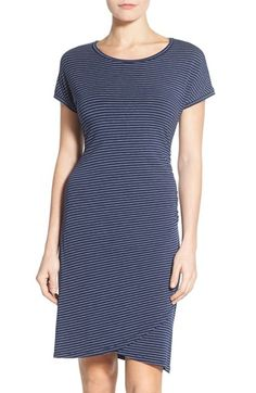 Caslon® 'Growover' Jersey T-Shirt Dress